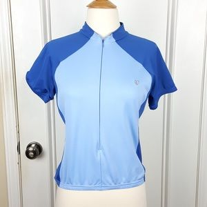 Pearl Izumi | 3/4 Zip Short Sleeve Cycling Shirt M